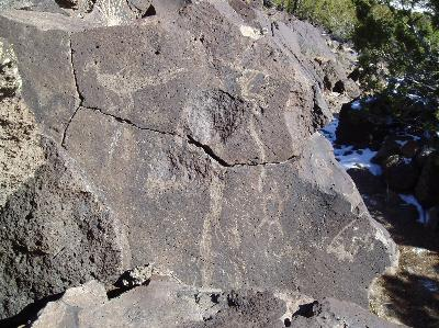 ceineguilla rock art