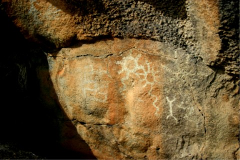 cieneguilla rock art