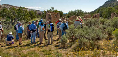 Santa Fe National Forest Site Stewards